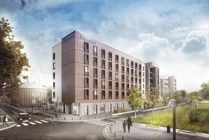 Ibis Budget Amiens Centre…